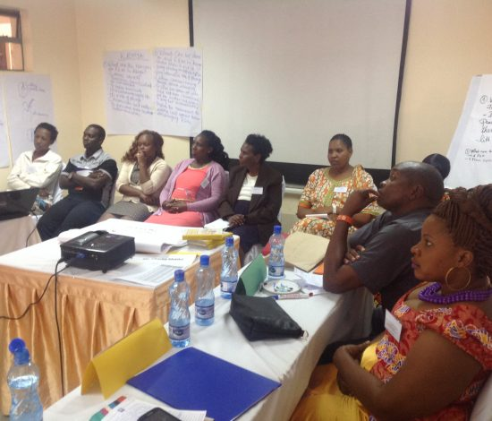 25 LUCCEA Trainees in Nairobi